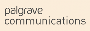 Palgrave Communications logo