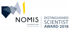 NOMIS 2018 Distinguished Scientist Award logo