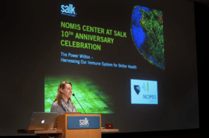 Susan Kaech, Salk Symposium
