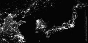 WDL, North Korea nighttime lights
