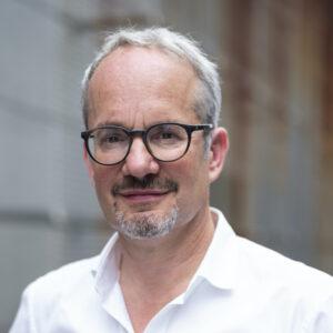 Tony Hyman (photo: Sven Döring)